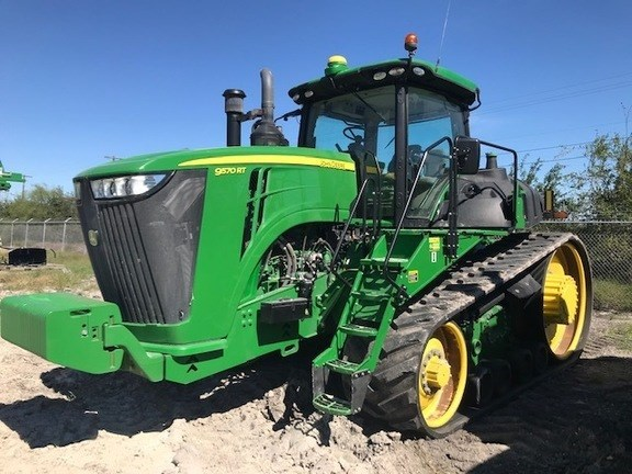2016 John Deere 9570RT Tractor For Sale