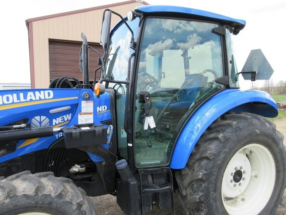 2013 New Holland 4.75 Tractor For Sale