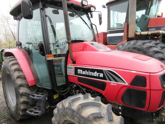 2012 Mahindra 8560 Tractor For Sale