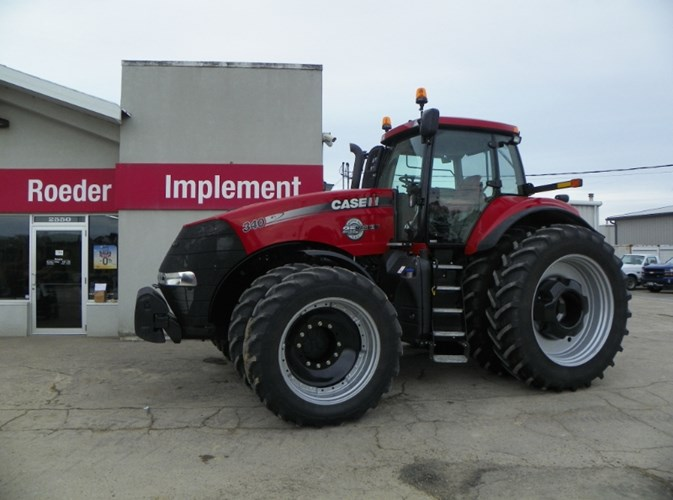 2013 Case IH 340 Tractor For Sale