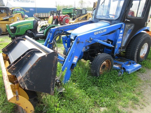1999 New Holland TC29D Tractor For Sale