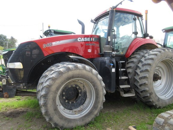 2014 Case IH 340 Magnum Tractor For Sale