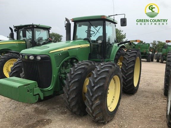 2004 John Deere 8520 Tractor For Sale
