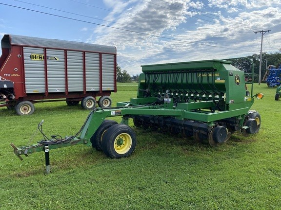 2005 John Deere 1590 Grain Drill For Sale
