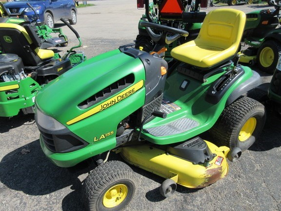 2010 John Deere LA155 Lawn Mower For Sale