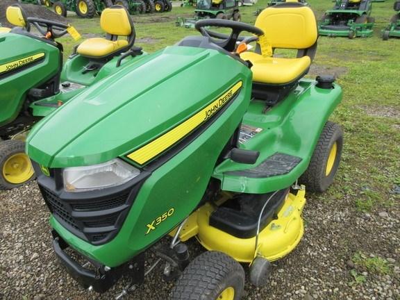 2016 John Deere X350 Lawn Mower For Sale