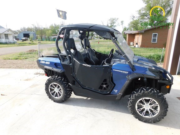 2012 Can-Am Commander ATV For Sale