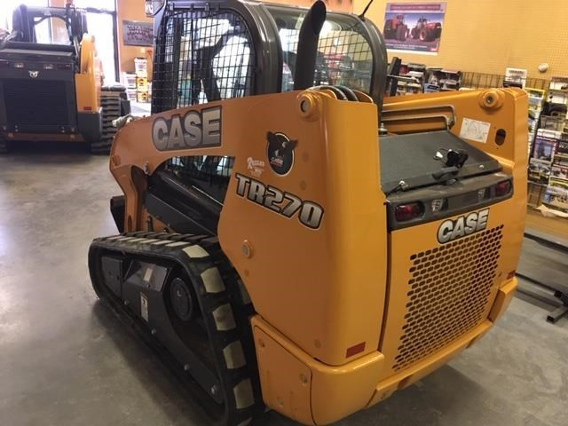 2013 Case TR270 Crawler Loader For Sale