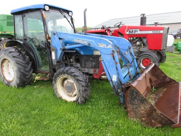 2001 New Holland TN65 Tractor For Sale