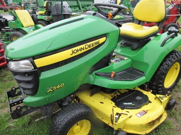 2007 John Deere X540 Lawn Mower For Sale