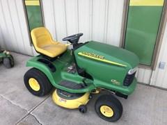 Riding Mower For Sale 2004 John Deere LT180 , 17 HP