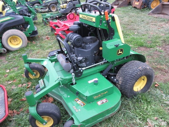 2017 John Deere 661R Zero Turn Mower For Sale