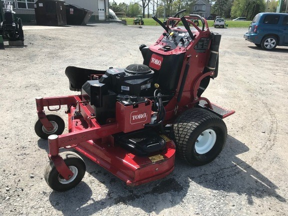 2012 Toro - Wheel Horse GRANDSTAND 52 Zero Turn Mower For Sale