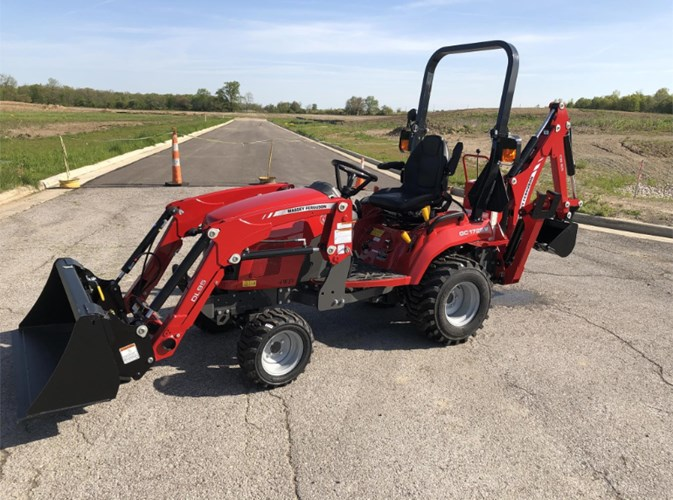 2019 Massey Ferguson GC1725MB Tractor For Sale