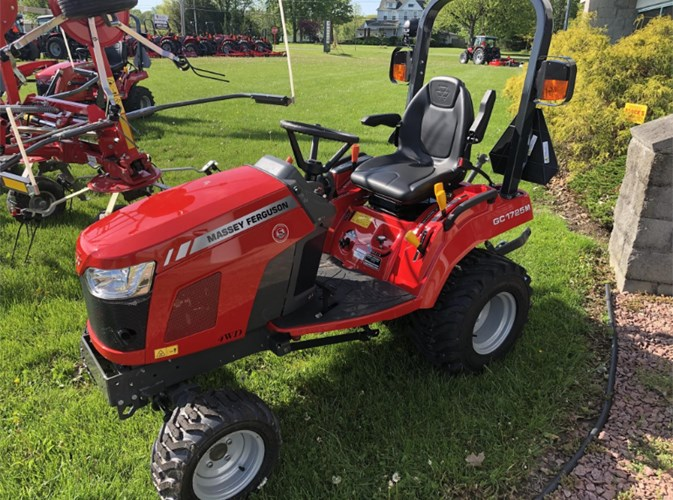 2019 Massey Ferguson GC1725M Tractor For Sale