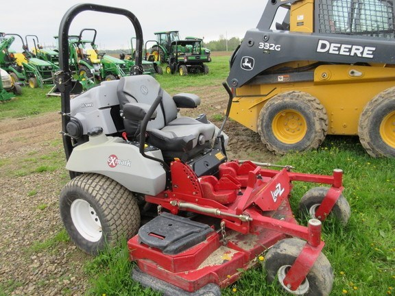 2015 Exmark LZS9002DK Zero Turn Mower For Sale