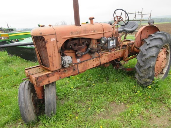 1950 Allis Chalmers WD Tractor For Sale