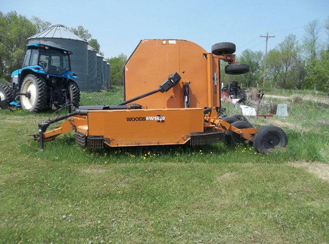 Woods BW1620 Rotary Cutter For Sale