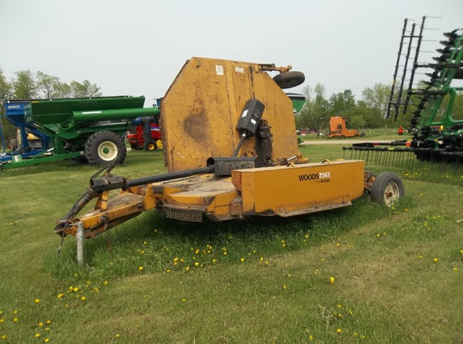 1997 Woods 2162 Rotary Cutter For Sale
