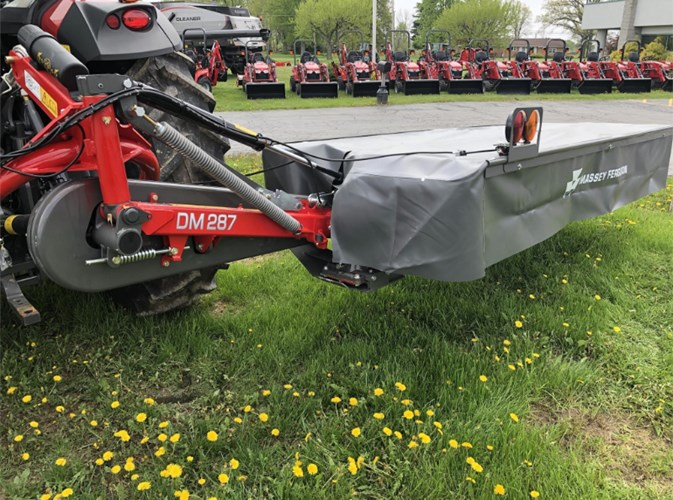 2019 Massey Ferguson DM287 Disc Mower For Sale