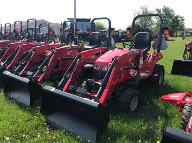2018 Massey Ferguson GC1705 Tractor For Sale