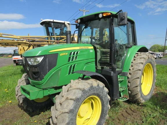 2013 John Deere 6125M Tractor - Utility For Sale