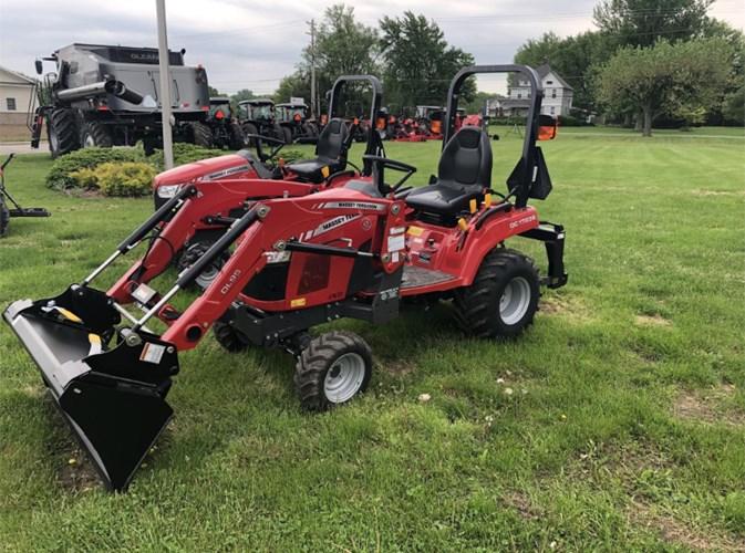 2019 Massey Ferguson GC1723E Tractor For Sale