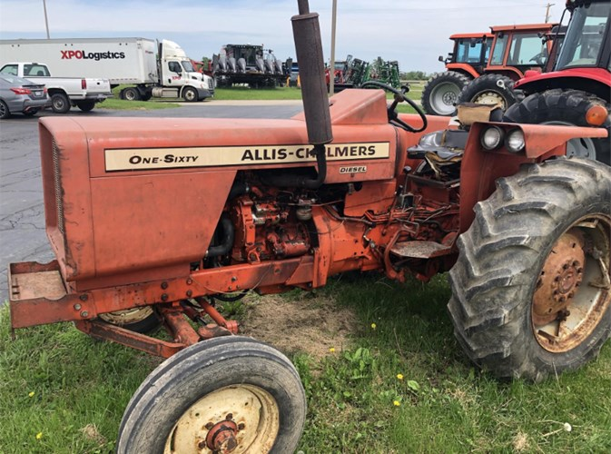 1971 Allis Chalmers 160 Tractor For Sale