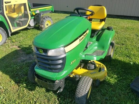 2013 John Deere X310 Lawn Mower For Sale