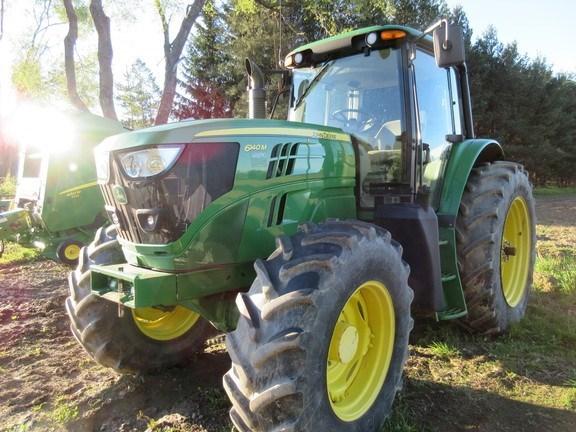 2014 John Deere 6140M Tractor For Sale