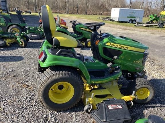 2017 John Deere X730 Lawn Mower For Sale