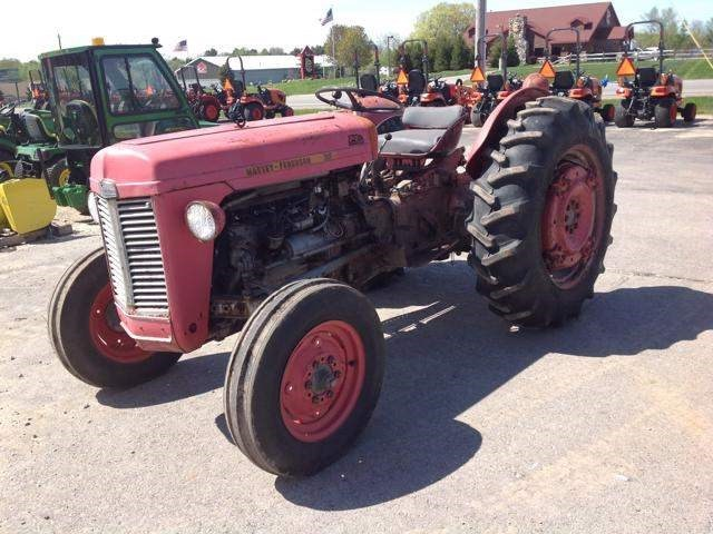 1958 Massey Ferguson TO-35 Tractor For Sale