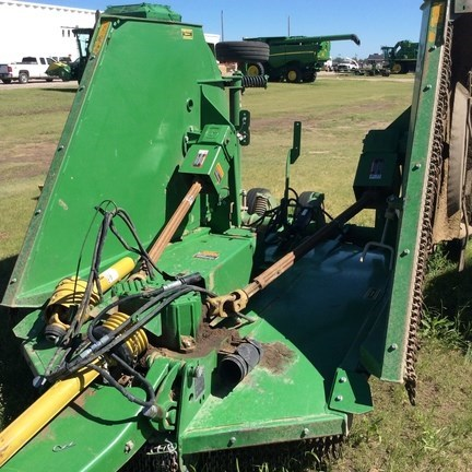 2017 John Deere HX15 Rotary Cutter For Sale Green Country