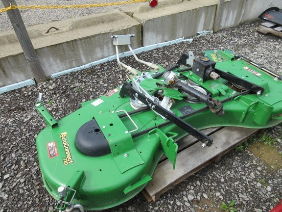 2016 John Deere 072D Mower Deck For Sale