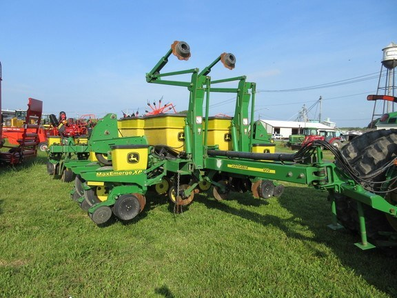 2012 John Deere 1770 Planter For Sale