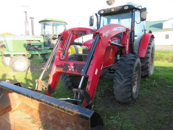 2012 Massey Ferguson 2680 Tractor For Sale