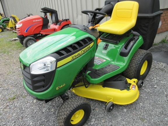 2019 John Deere E140 Lawn Mower For Sale