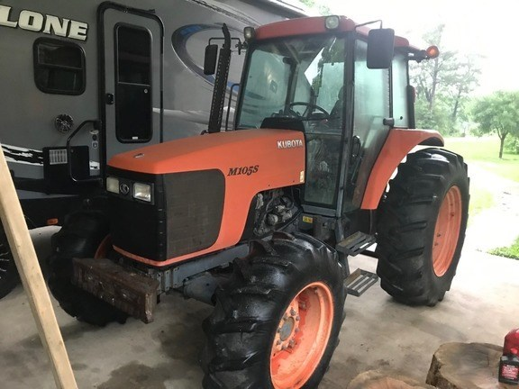 2006 Kubota M105 Tractor For Sale