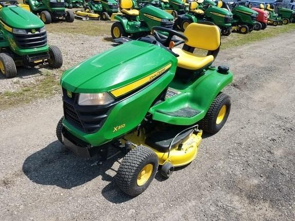 2015 John Deere X310 Lawn Mower For Sale