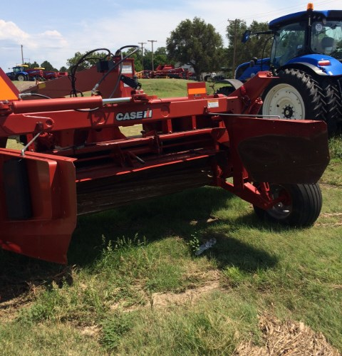 2010 Case IH DC162 Windrower-Pull Type For Sale