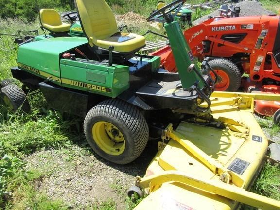 1986 John Deere F935 Lawn Mower For Sale