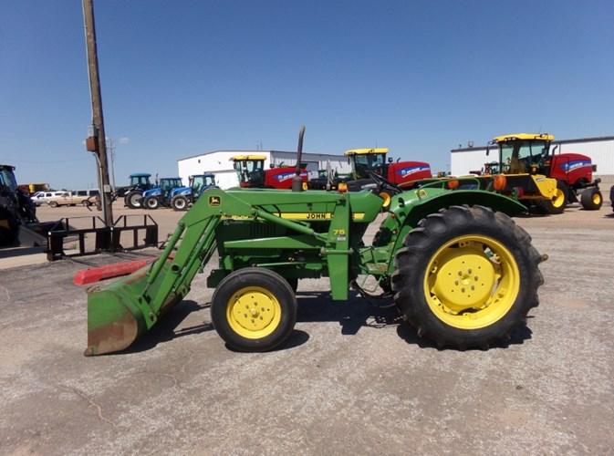 1980 John Deere 950 Tractor For Sale