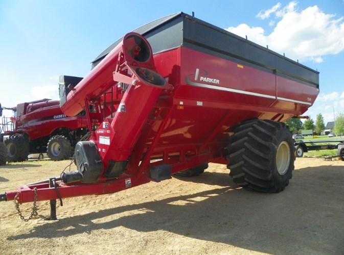2014 Parker 1348 Grain Cart For Sale