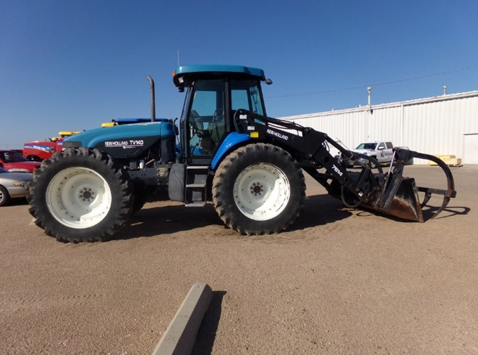 1999 New Holland TV140 Tractor For Sale