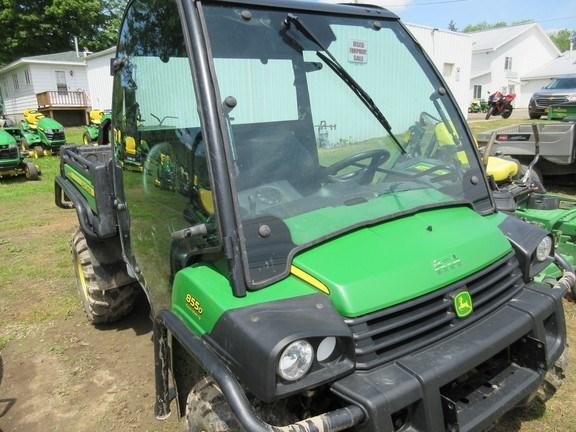 2015 John Deere XUV 855D GREEN Utility Vehicle For Sale