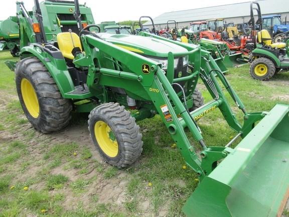2016 John Deere 4044M Tractor For Sale