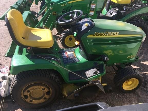 2002 John Deere GT225 Lawn Mower For Sale