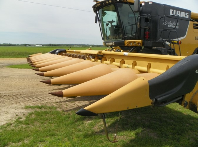 2012 CLAAS 1230 Header-Corn For Sale