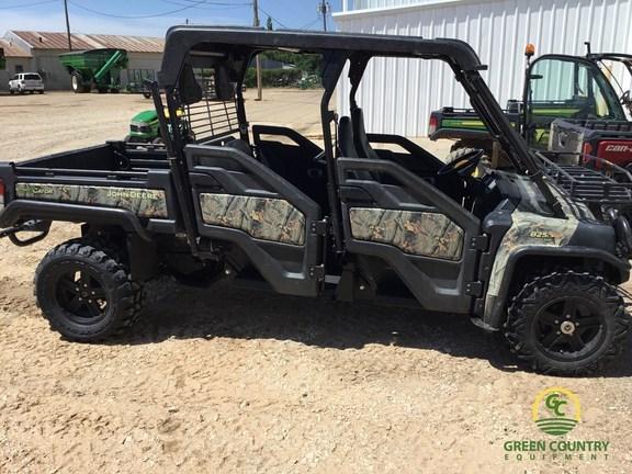 2014 John Deere 825I S4 Utility Vehicle For Sale