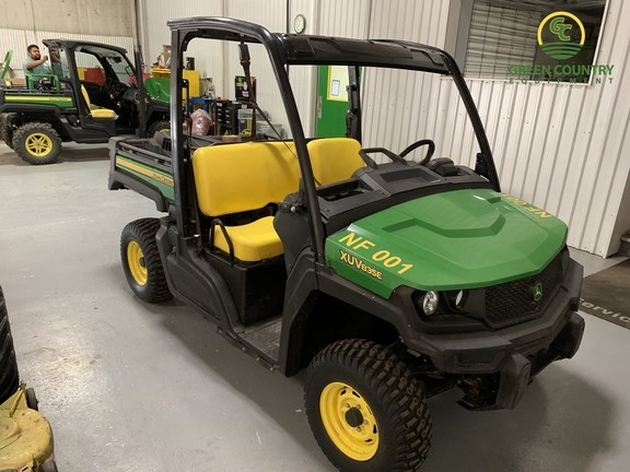 2018 John Deere XUV 835E Utility Vehicle For Sale